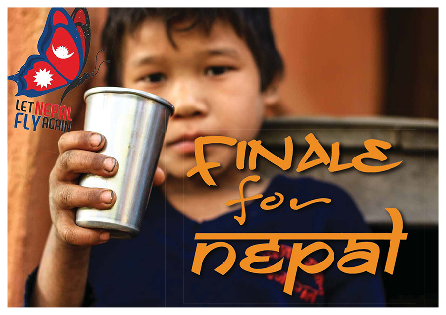 finale for nepal